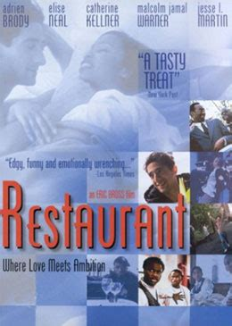 Restaurant (1998 film) - Wikipedia