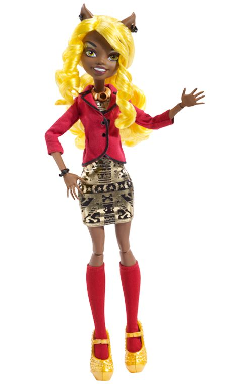 """Clawdia Wolf 