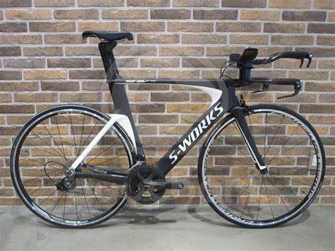 SPECIALIZED【スペシャライズド】S-WORKS SHIV TT|買取実績一覧│