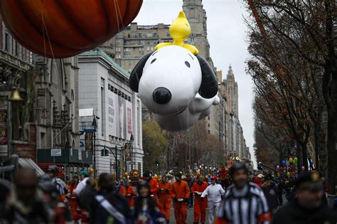 Macy's Thanksgiving Day Parade 2015 Facts, Route, History
