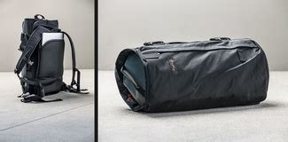 Henty's CoPilot Bag Is Great For Motorcycle Touring | Hot Bike