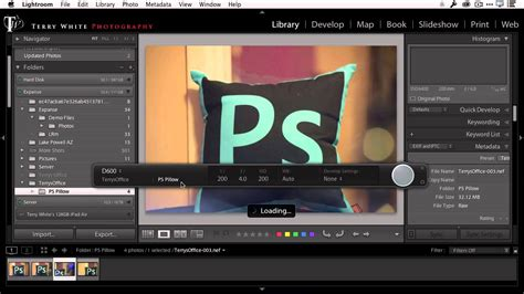 3 Tips for Shooting Tethered into Lightroom - YouTube